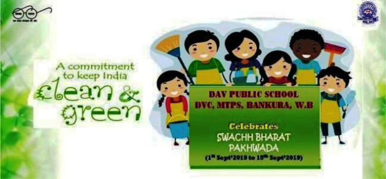 Swachhata Pakhwada - Cleanliness Drive for Swachh Bharat